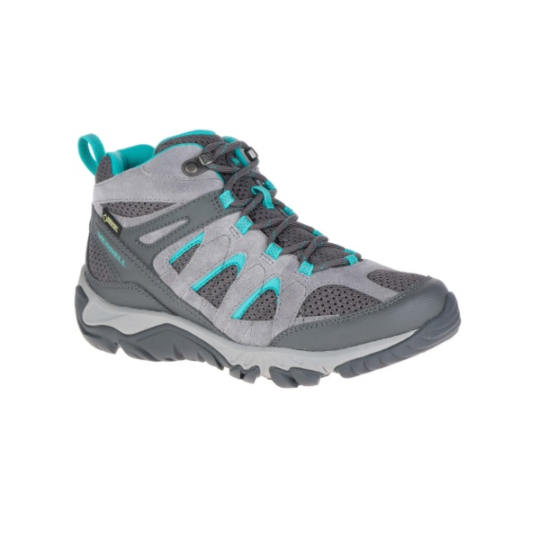Merrell OUTMOST MID VENT GTX recenzie a test