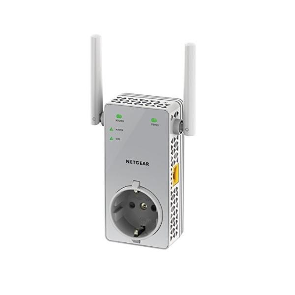 Netgear EX3800-100PES recenzie a test
