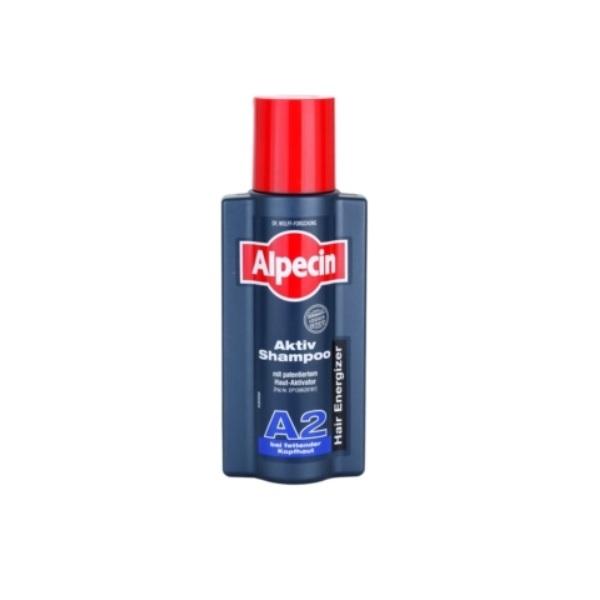 Alpecin Hair Energizer Aktiv Shampoo A2 recenzie a test