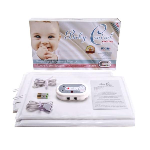 Baby Control Digital BC 230i recenzie a test