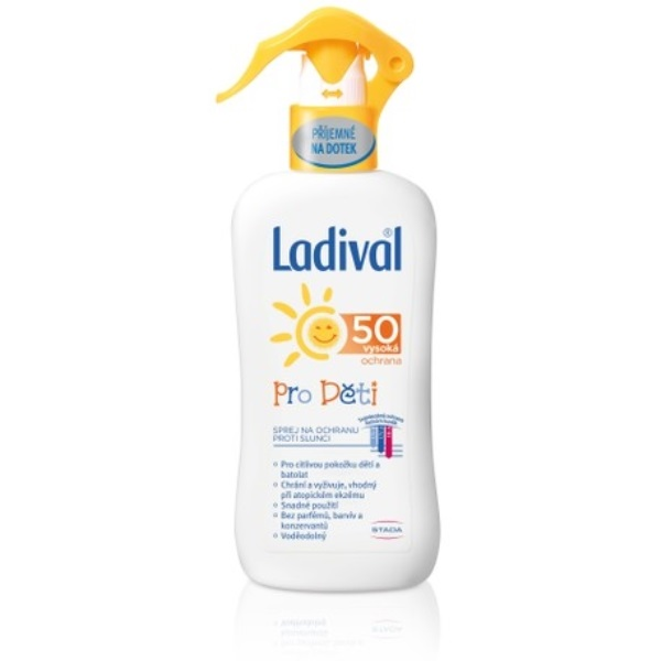 Ladival spray OF50 recenzie a test