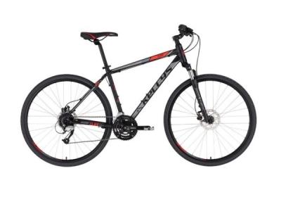 crossový a trekingový bicykel