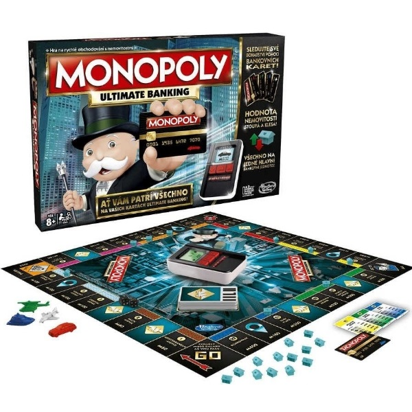 Monopoly ultimate banking recenzie a test