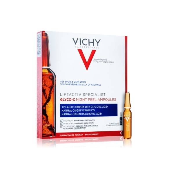 Vichy Liftactiv Specialist Glyco-C recenzie a test