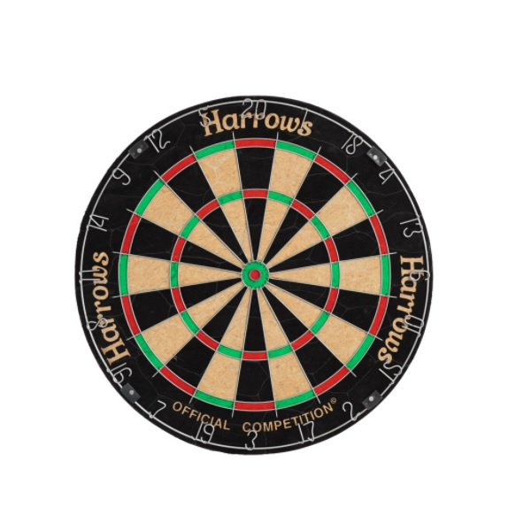 Harrows Official Competition Board recenzie a test