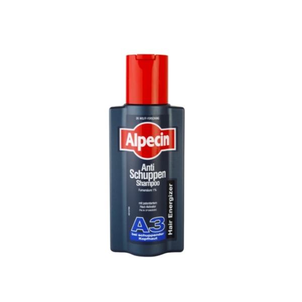 Alpecin Hair Energizer Aktiv Shampoo A3 recenzie a test