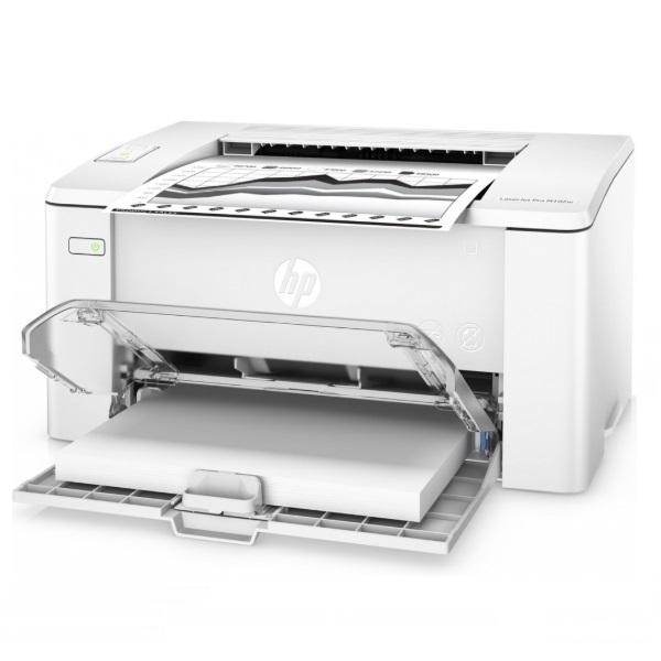 HP LaserJet Pro M102w recenzie a test