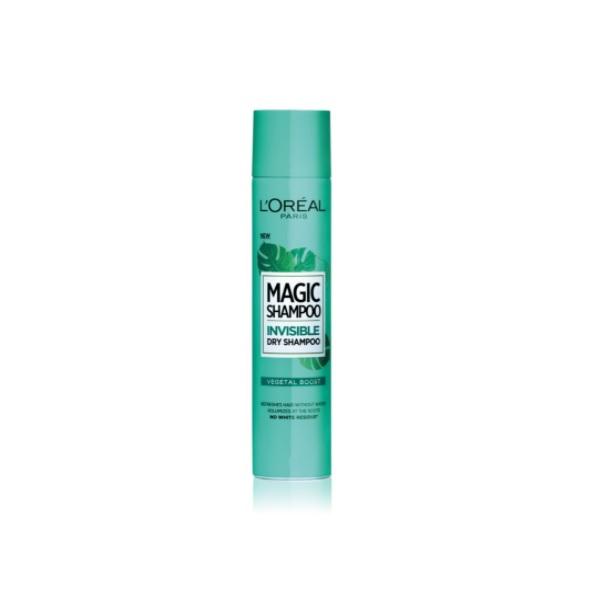 L'Oréal Paris Magic Shampoo Vegetal Boost recenzie a test