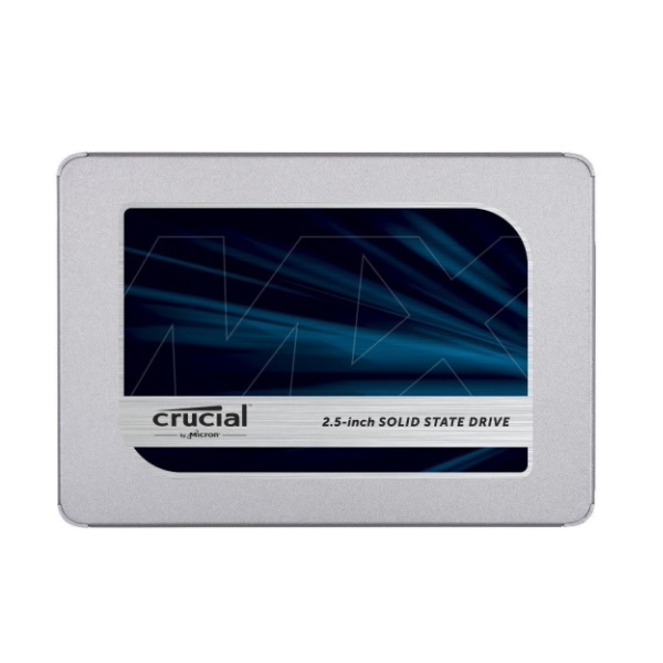 Crucial MX500 recenzie a test