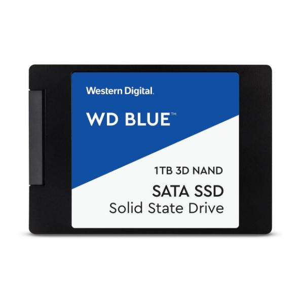 WD Blue SSD recenzie a test