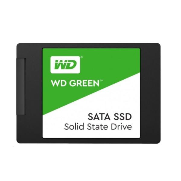 WD Green SSD recenzie a test