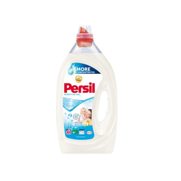 Persil Sensitive gel recenzie a test