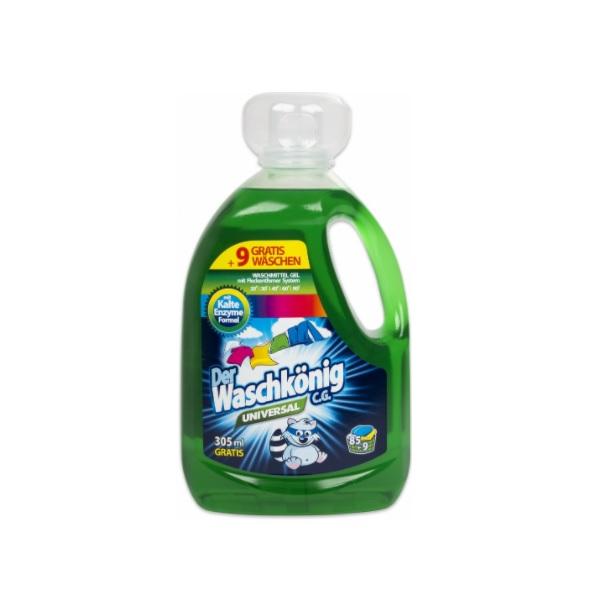 WaschKönig Universal gel recenzie a test