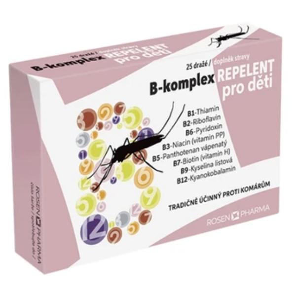 Rosen B-komplex recenzie a test