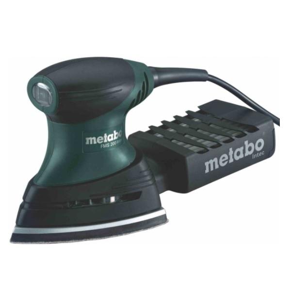 Metabo FMS 200 Intec recenzie a test