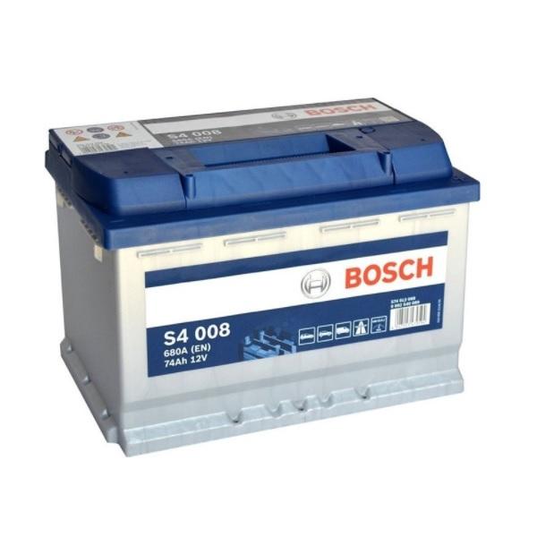 Bosch S4 recenzie a test