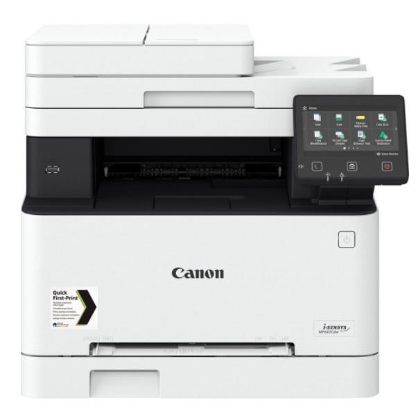 Canon i-Sensys MF643Cdw recenzie a test