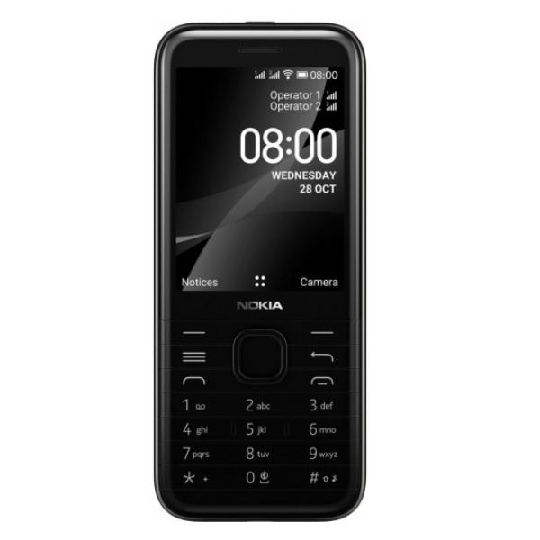 Nokia 8000 4G recenzie a test