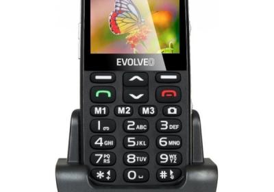 mobilný telefón pre seniorov